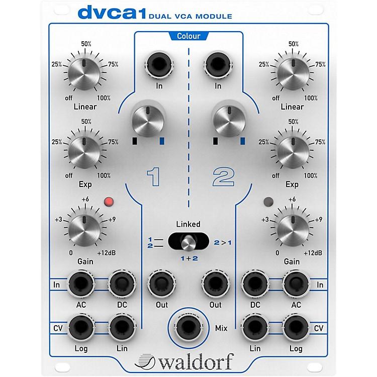 WaldorfDVCA1 Eurorack Dual VCA ModuleCream