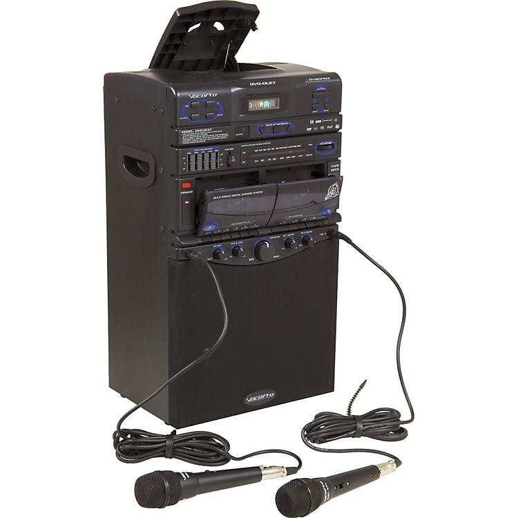 VocoProDVD Duet Karaoke System