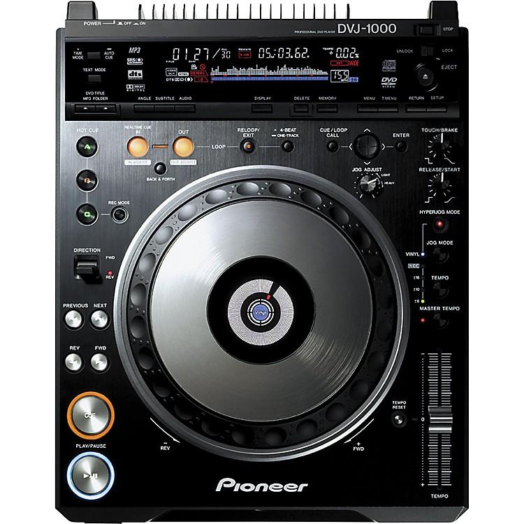 PioneerDVJ-1000 Professional DVD Turntable