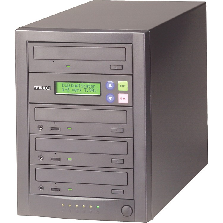 TASCAM DVW/D13A DVD Duplicator Tower