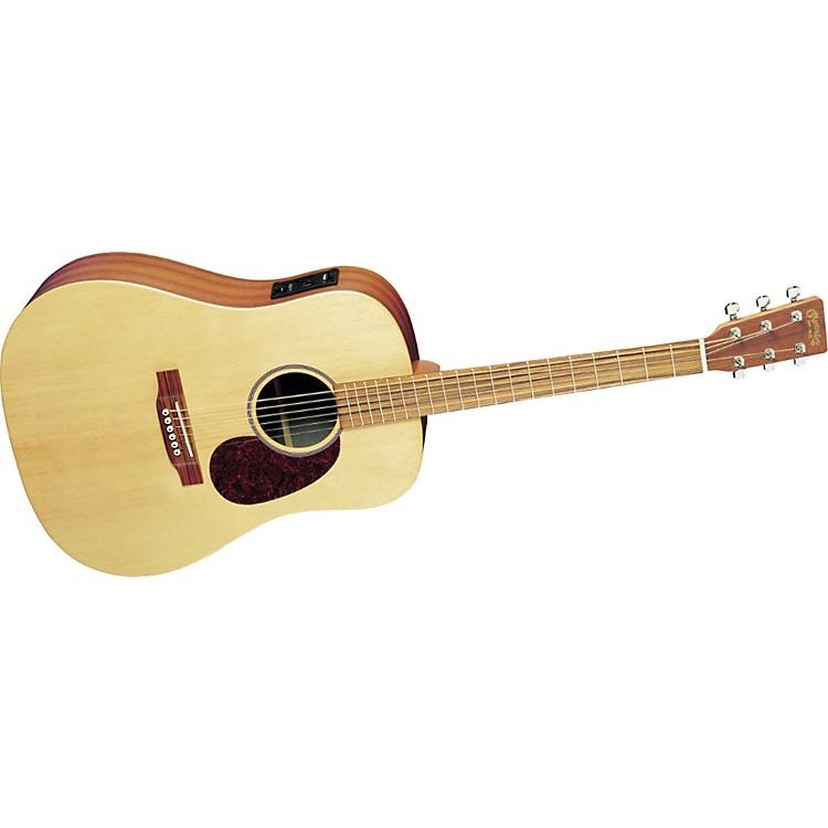 MartinDX1E Dreadnought Acoustic-Electric Guitar