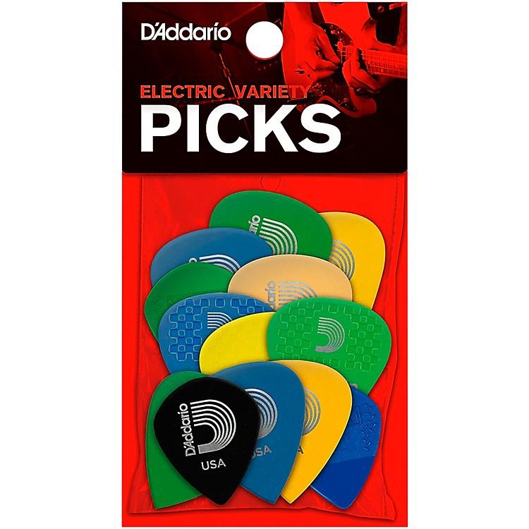 D'AddarioD'addario Electric Pick Variety 13 Pack
