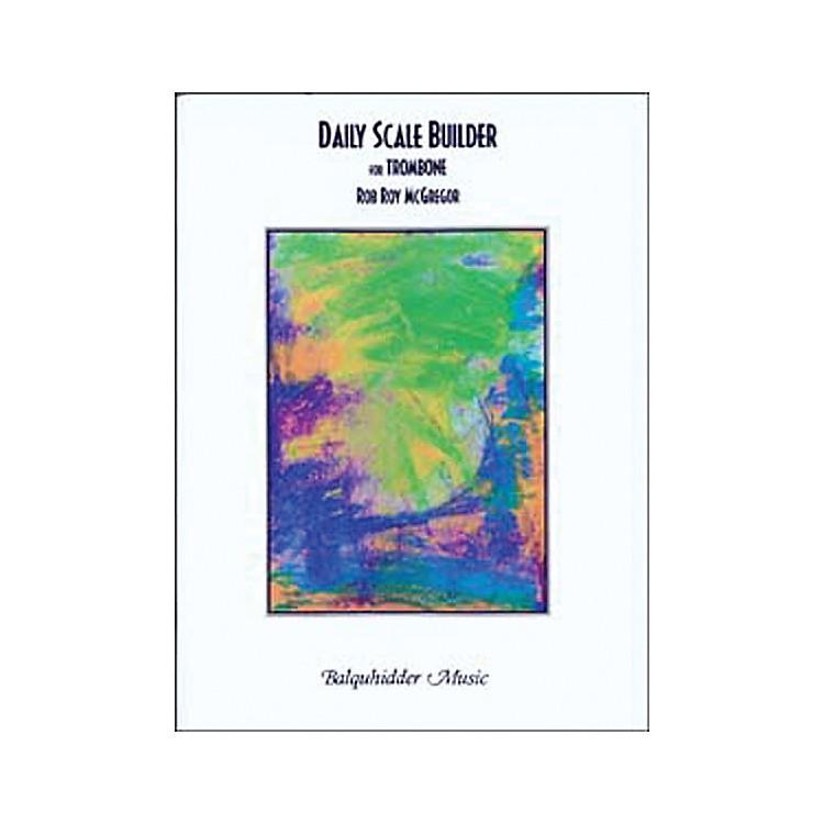Carl FischerDaily Scale Builder Book