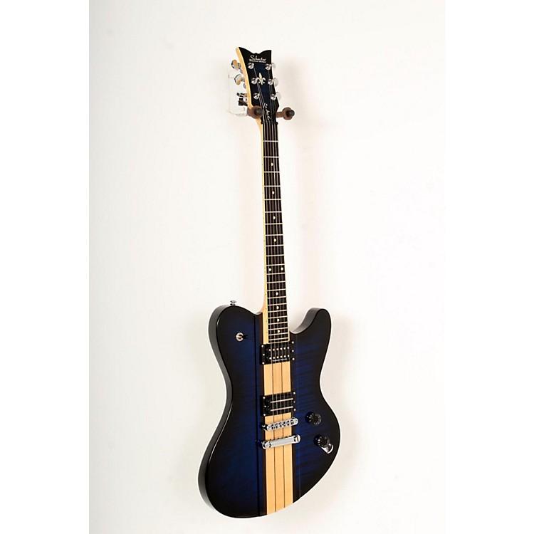 Schecter Guitar ResearchDan Donegan Ultra Signature Electric GuitarSee-Thru Blue888365786803