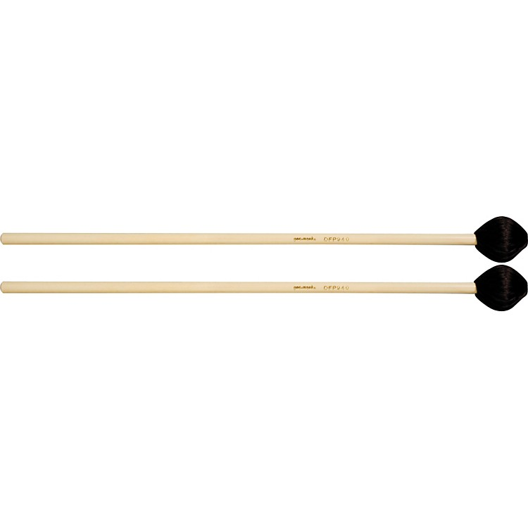 PROMARK Dan Fyffe Educational Series Mallets Dfp620 Rattan Handle With Brass Head