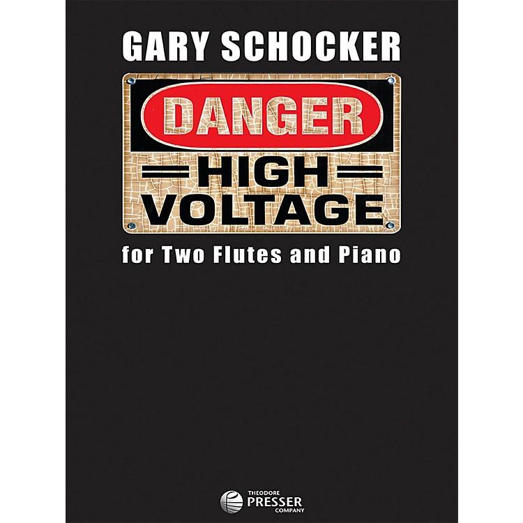 Carl FischerDanger: High Voltage - Flute Duet with Piano