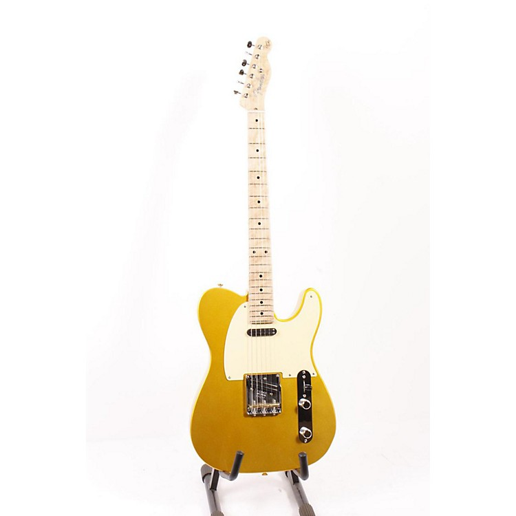 Fender Custom Shop Danny Gatton Telecaster Electric Guitar Frost Gold 886830866326