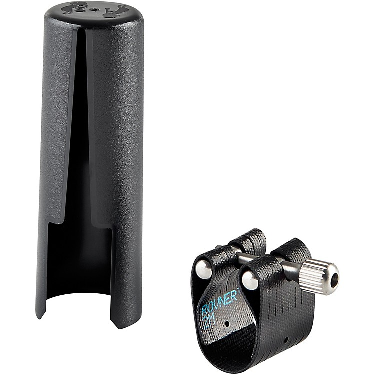 RovnerDark 2M Tenor Saxophone Ligature and Cap for Metal Mouthpieces
