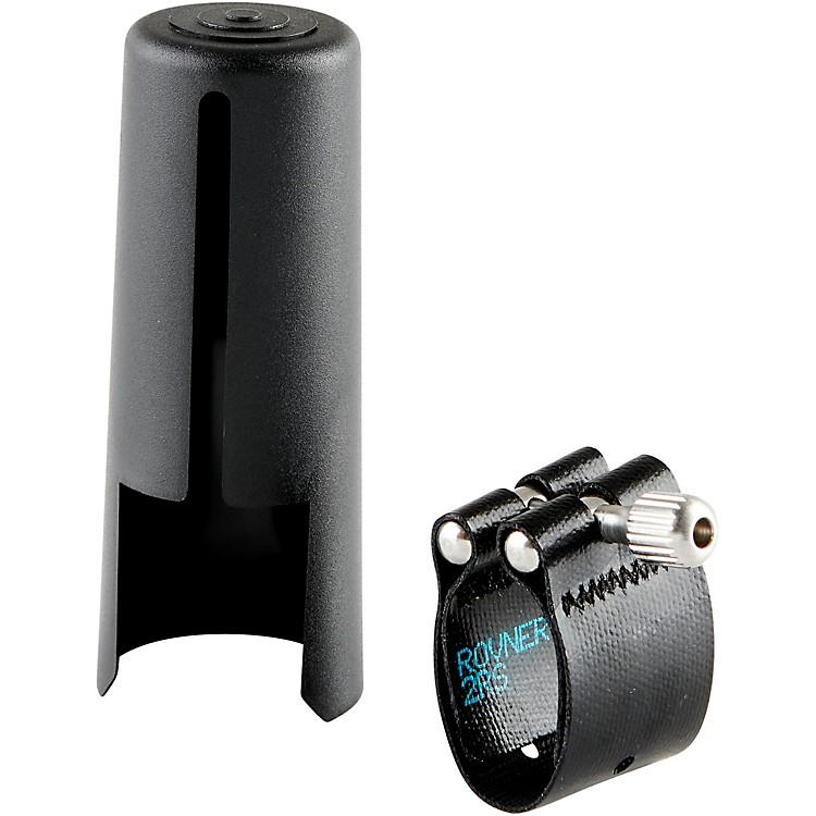 RovnerDark Alto Clarinet Ligature and Cap