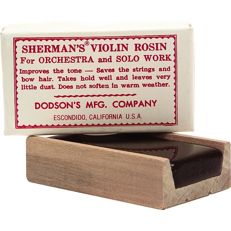 ShermanDark Violin and Viola Rosin