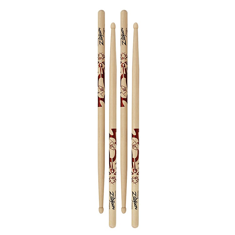 Zildjian Dave Grohl Promo Stick Pack (4 Pair)