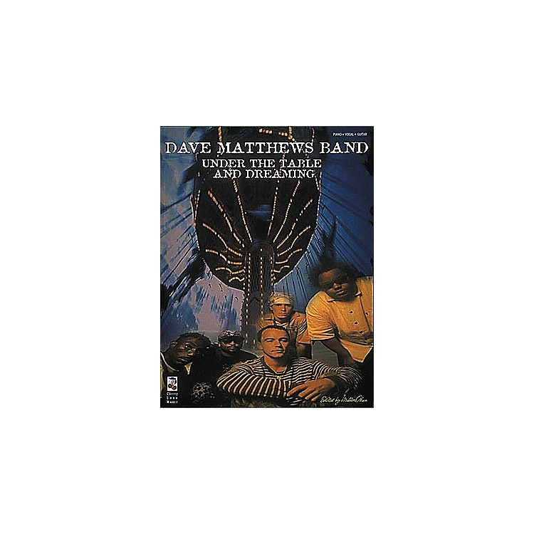 Cherry LaneDave Matthews Band - Under the Table and Dreaming Book