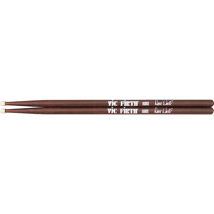 Vic Firth Dave Weckl Signature Drumsticks Nylon