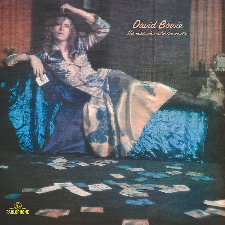 WEA David Bowie - The Man Who Sold The World