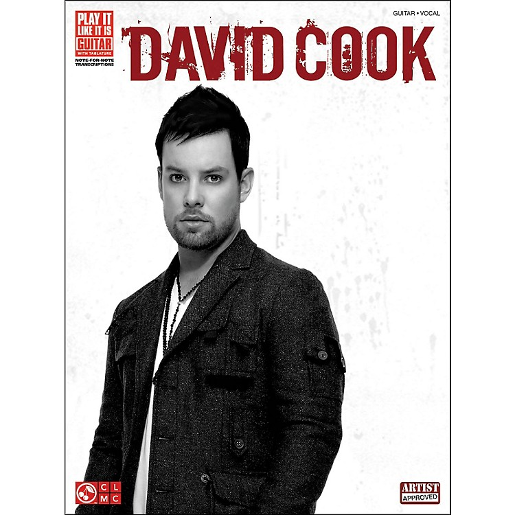 Cherry Lane David Cook Tab Book