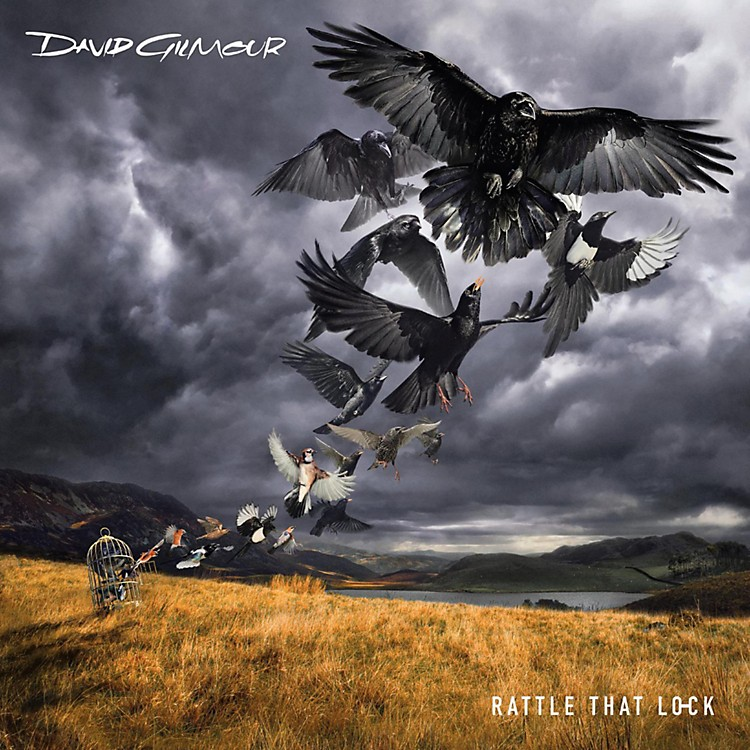 Sony David Gilmour - Rattle That Lock