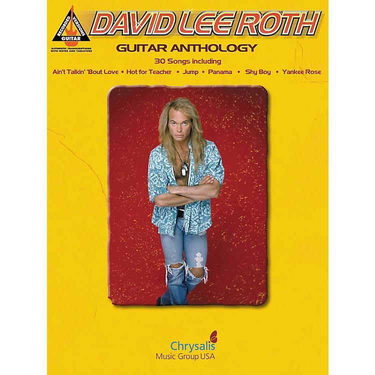Hal LeonardDavid Lee Roth - Guitar Tab Songbook Anthology