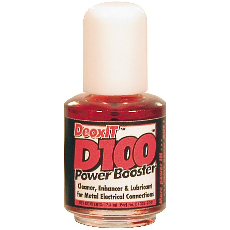 CAIGDeOxIT D100 Power Booster Metal Electric Connection Cleaner, Enhancer, and Lubricant