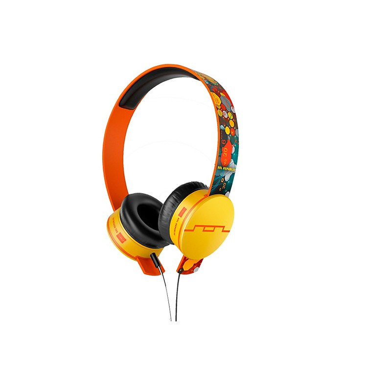SOL REPUBLIC Deadmau5 Tracks HD On-Ear Headphones