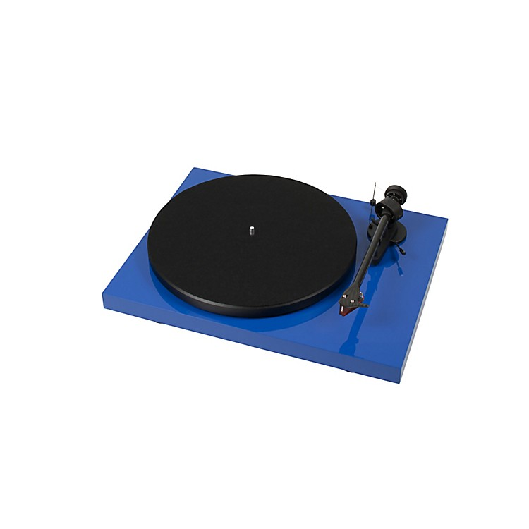 Pro-Ject Debut Carbon 2M-R Turntable Blue