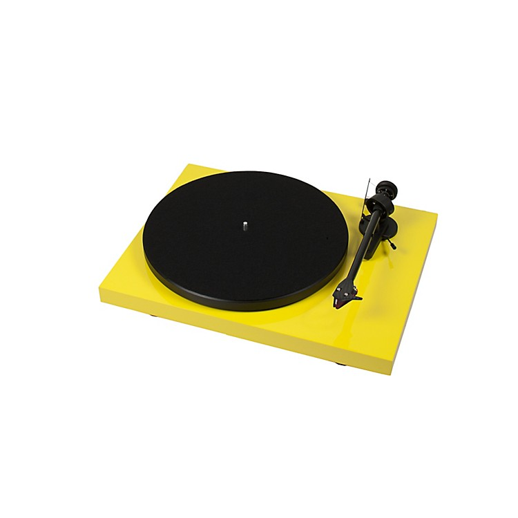 Pro-Ject Debut Carbon 2M-R Turntable Yellow