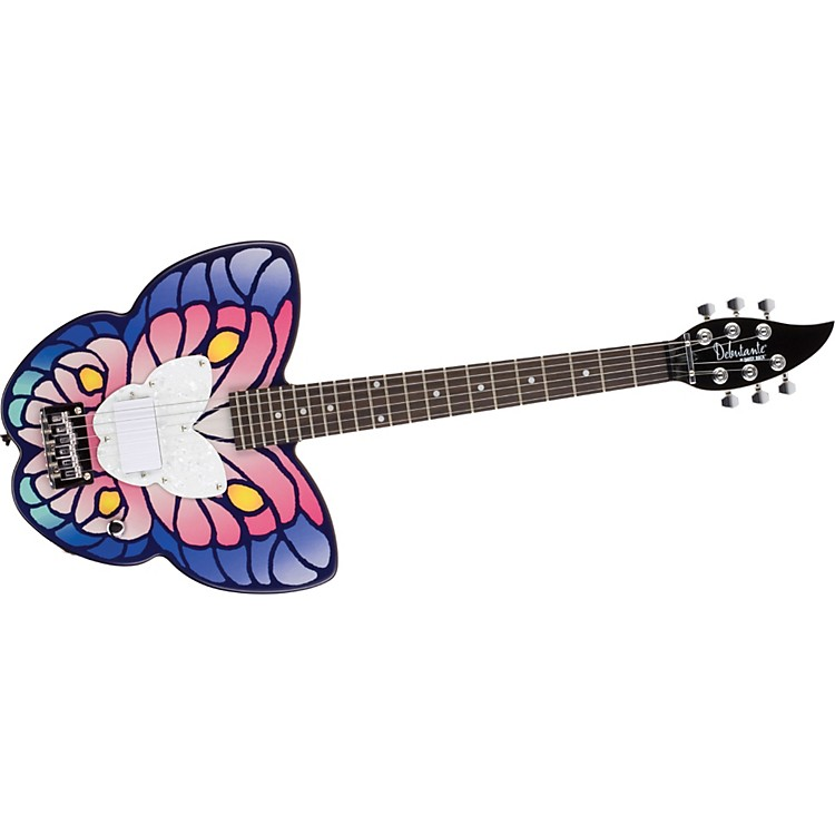 Daisy Rock Debutante Butterfly Short-Scale Electric Guitar