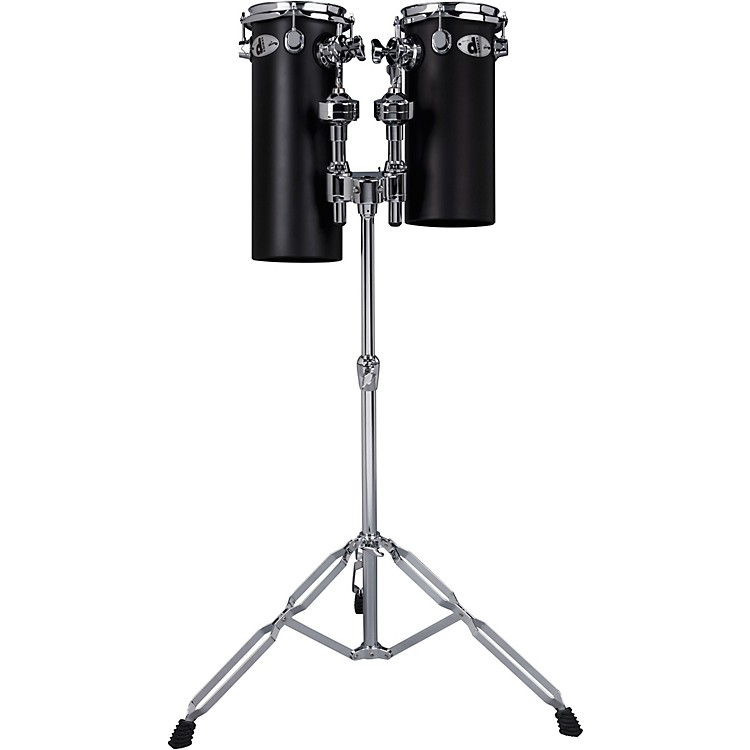 Ddrum Deccabons, Black 14 in. and 16 in. Black 14