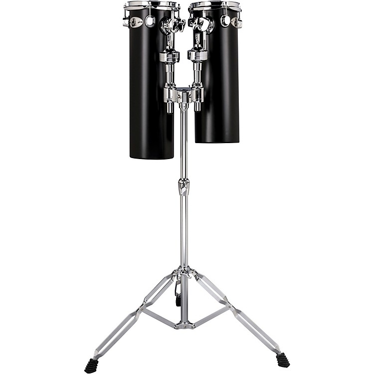 Ddrum Deccabons, Black 18 in. and 20 in. Black 18