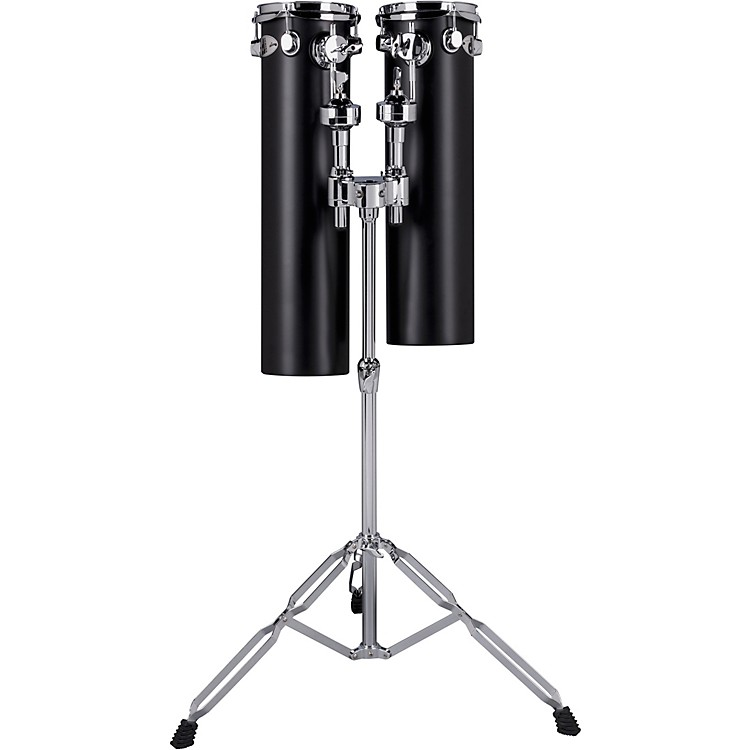 Ddrum Deccabons, Black 22 in. and 24 in. Black 22