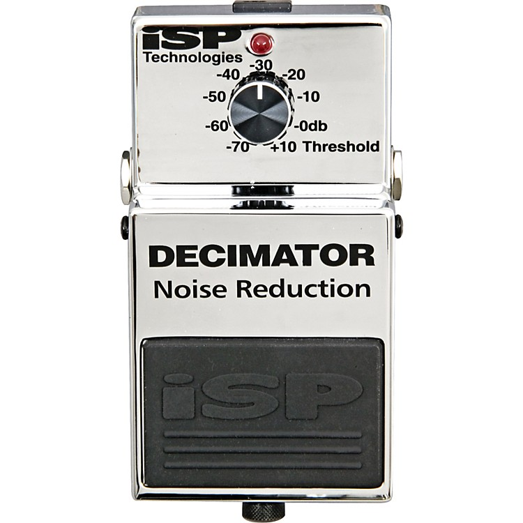 ISP TechnologiesDecimator Noise Reduction Pedal