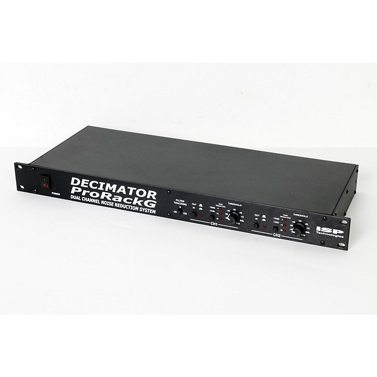 ISP Technologies Decimator ProRack G Noise Reduction System  888365773155