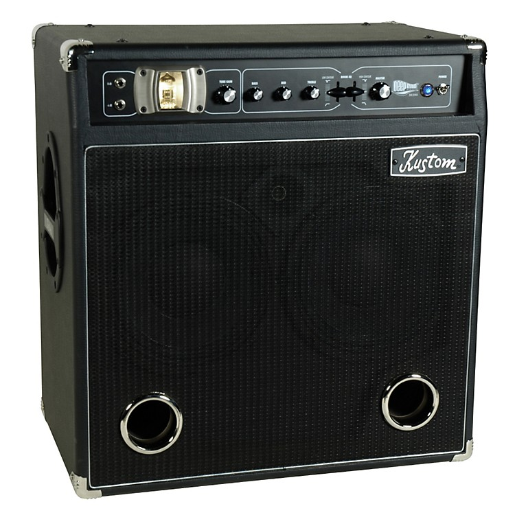 Kustom Deep End 200W 2x10 Bass Combo Amp