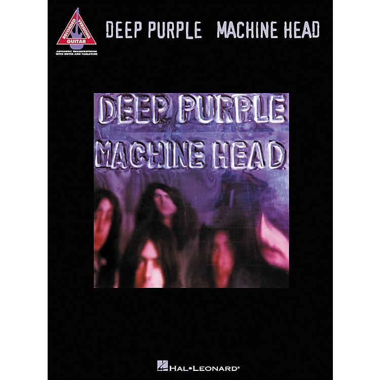 Hal LeonardDeep Purple Machine Head Tab Book