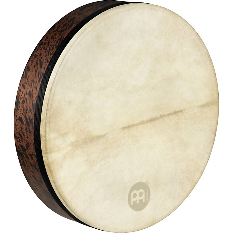 Meinl Deep Shell Tar Brown Burl 18 in.