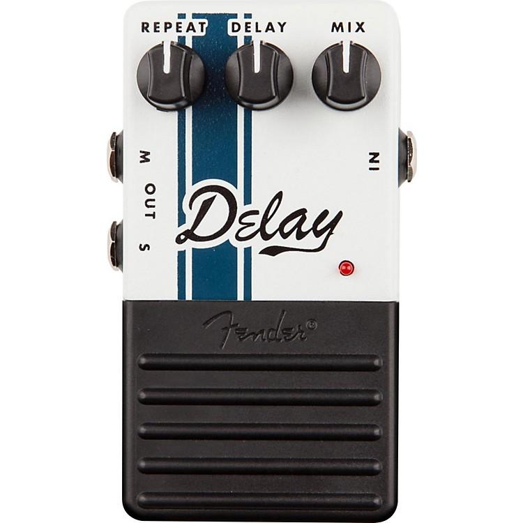 FenderDelay Guitar Effects Pedal