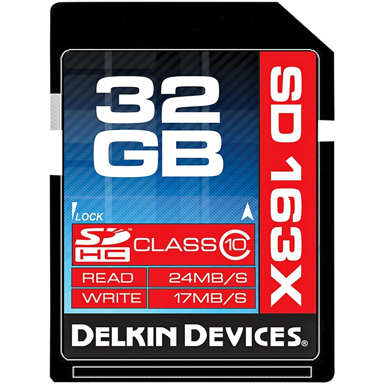 DelkinDelkin DDSDPRO3 SDHC Memory Card