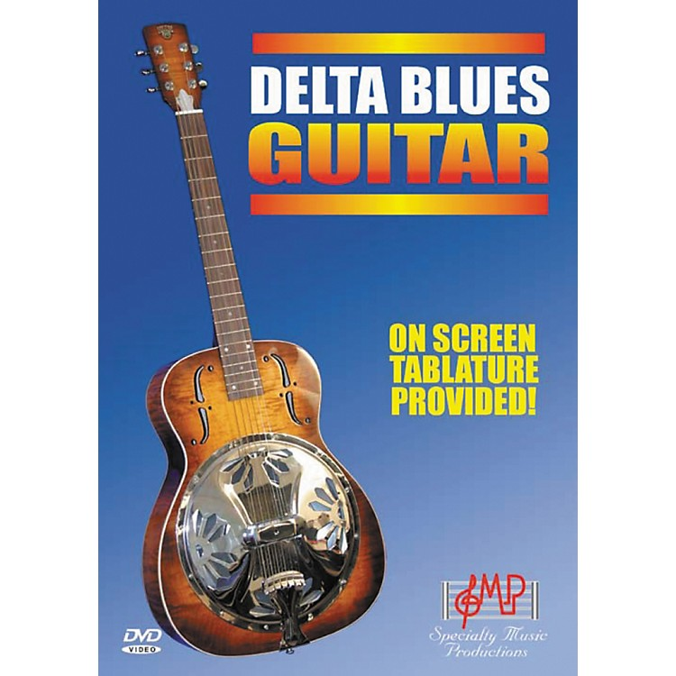 Specialty Music ProductionsDelta Blues Guitar DVD
