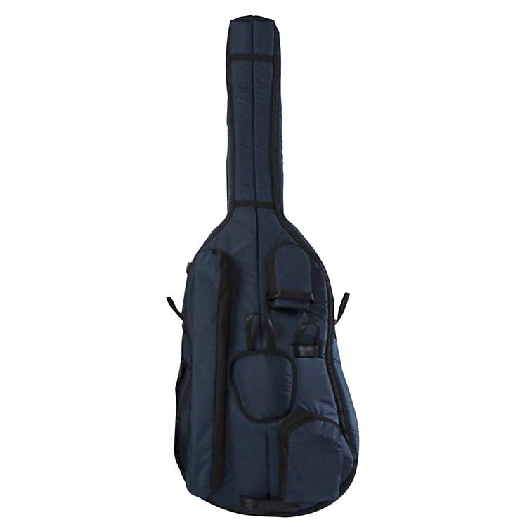 MooradianDeluxe 7/8 Double Bass BagLarge 7/8 Blue