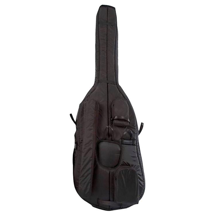 MooradianDeluxe 7/8 Double Bass BagSmall 7/8 Black
