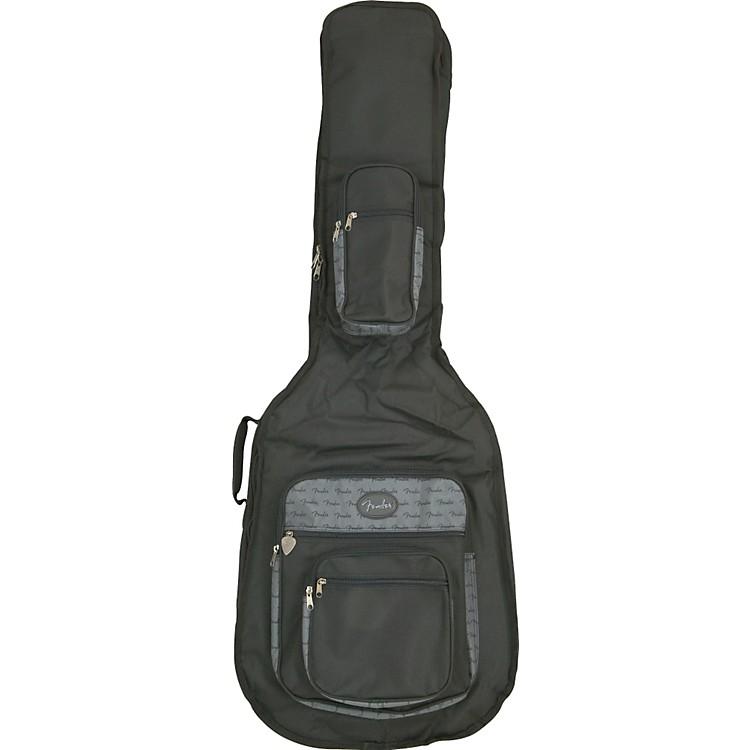 FenderDeluxe Acoustic Bass Guitar Gig Bag