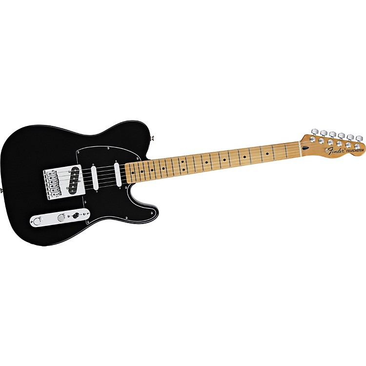 Fender Deluxe Blackout Telecaster Electric Guitar