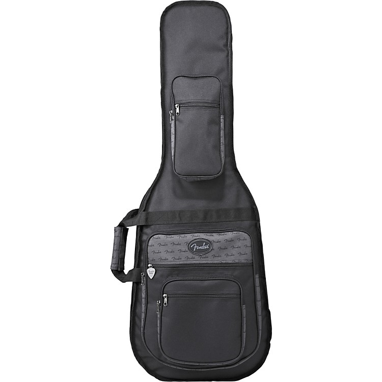 FenderDeluxe Double Electric Guitar Gig Bag