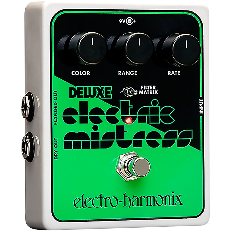 Electro-HarmonixDeluxe Electric Mistress XO Flanger Guitar Effects Pedal