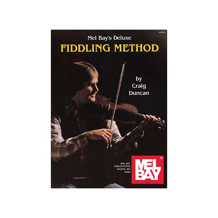 Mel Bay Deluxe Fiddling Method