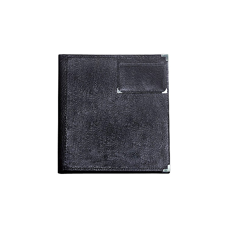 Deer RiverDeluxe Grand Concert Band Folio With Pencil HolderBlack