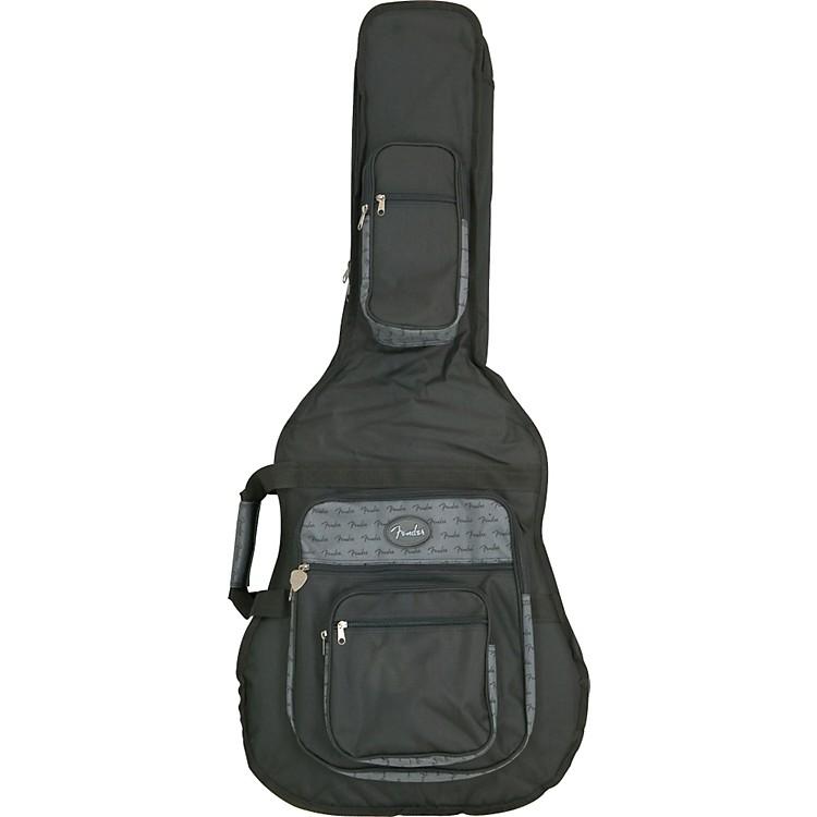 FenderDeluxe Jumbo Acoustic Guitar Gig Bag