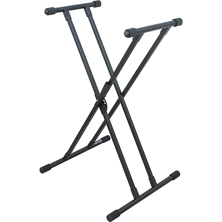 On-Stage StandsDeluxe Keyboard X Stand