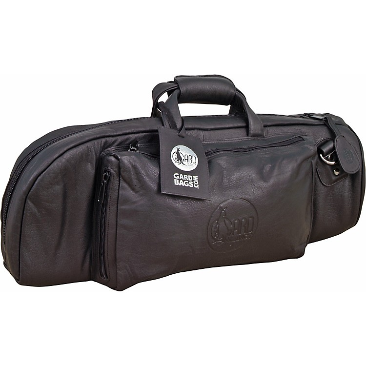 GardDeluxe Leather Single Trumpet Gig Bag