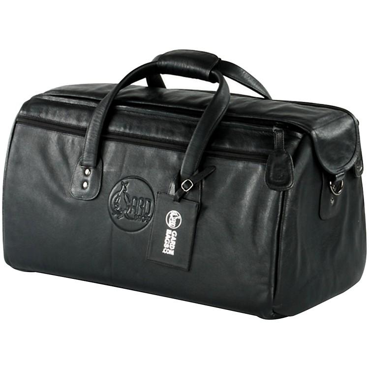 GardDeluxe Leather Triple Trumpet Gig Bag