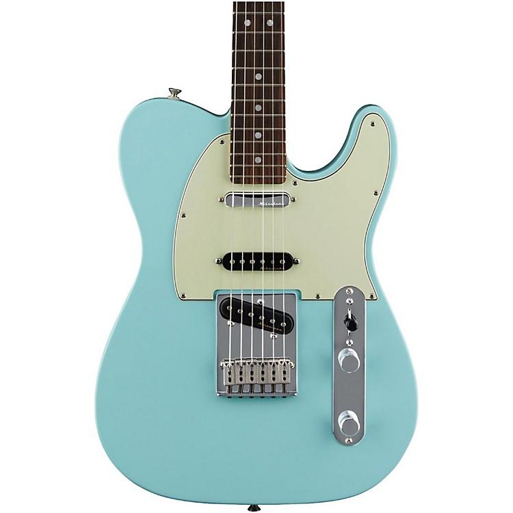 FenderDeluxe Nashville Rosewood Fingerboard TelecasterDaphne Blue